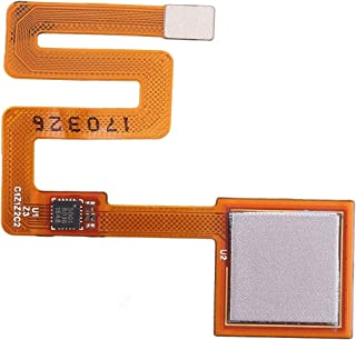 Mobile & Communication Fingerprint Sensor Flex Cable for Xiaomi Redmi Note 4(Black) Cell PhoneProducts (Color : Silver)