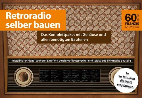 Retroradio selbst bauen