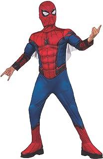 Rubies Spiderman Deluxe Child Costume, Medium