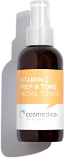 Cosmedica Skincare Vitamin C Prep and Tone, 4 Ounce