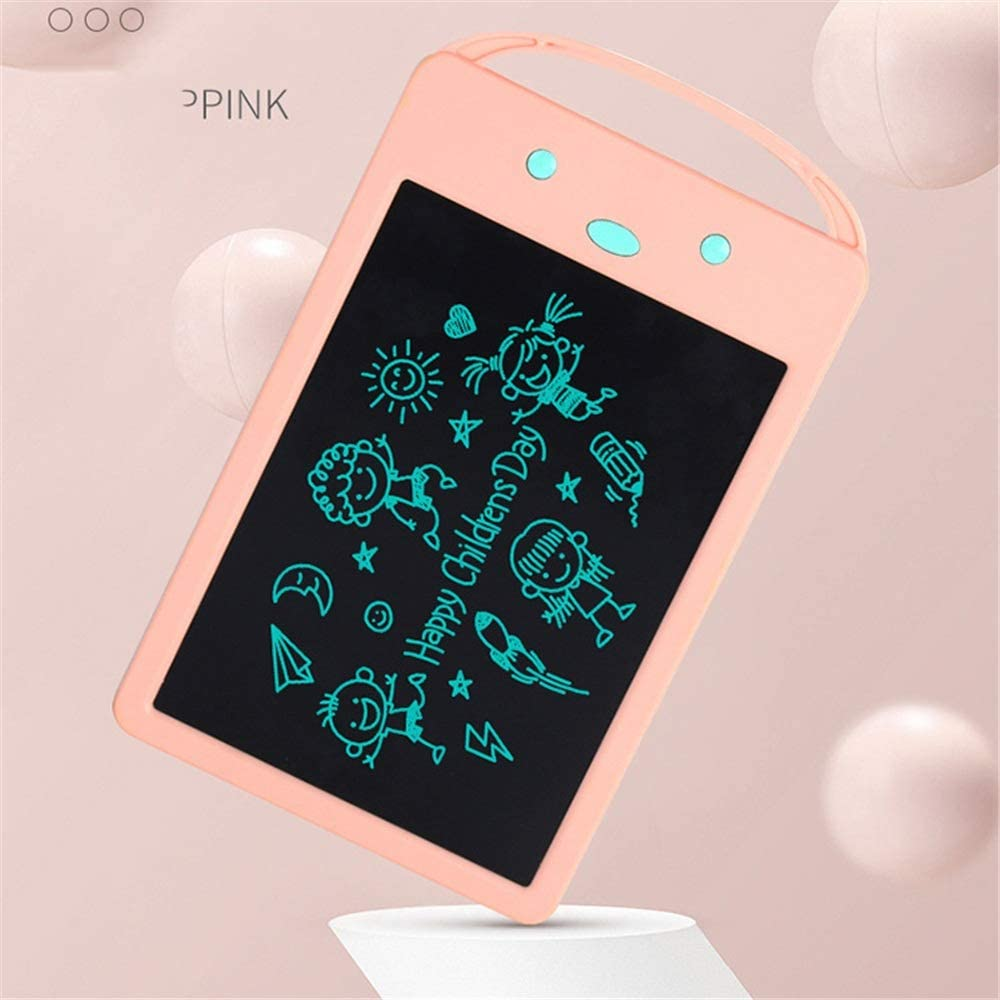 Color : Picture Color, Size : 8.5 inches Wecnday-Home Drawing Tablet Childrens Drawing Board LCD Writing Board Electronic Office Small Blackboard Gifts for Girls Boys