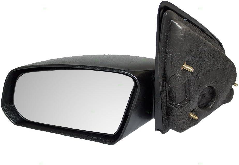 Brock Replacement Driver Manual Side 永遠の定番 Door Compat Textured Mirror 激安通販