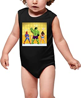 Logoshirt DC Comics Baby Body Tutina neonata Wonder Woman Design Originale Concesso su Licenza Rosso Logo Cerchio Supereroe