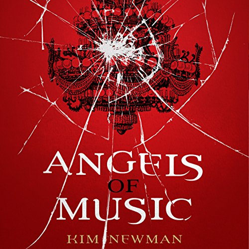 Angels of Music audiobook cover art