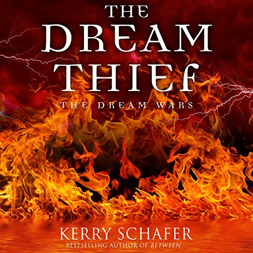The Dream Thief audiobook cover art