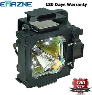 Emazne POA-LMP116 Projector Replacement Compatible Lamp With Housing For Sanyo PLC-XT2500C PLC-XT3500C Eiki LC-SXG400 Eiki LC-SXG400L Eiki LC-XG400 Eiki LC-XG400L PLC-ET30L PLC-XT35 PLC-XT35L PLC-XT21