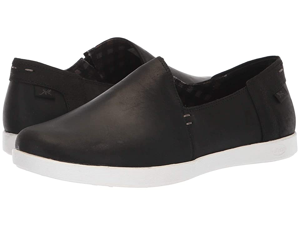 Chaco Ionia Leather (Black) Women