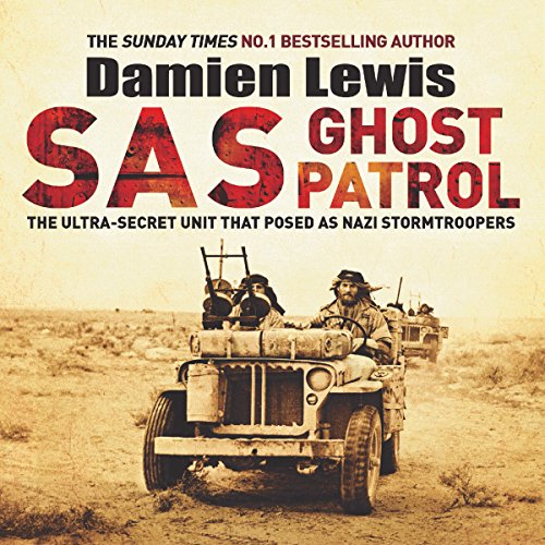 Couverture de SAS Ghost Patrol