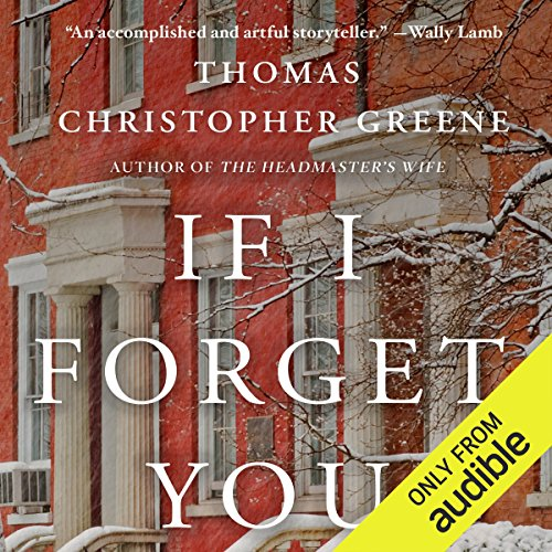 If I Forget You audiobook cover art