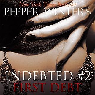First Debt audiobook cover art
