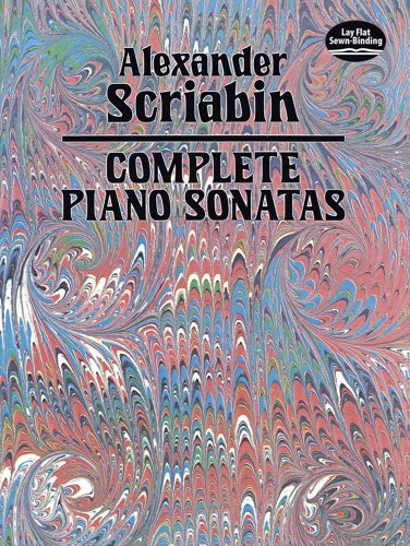 Complete Piano Sonatas: Noten für Klavier (Dover Music for Piano)