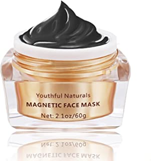 Magnetic Face Mask Mineral Rich Magnet Mask with Magnet Pore Cleansing Removes Skin Impurities 2.1 oz