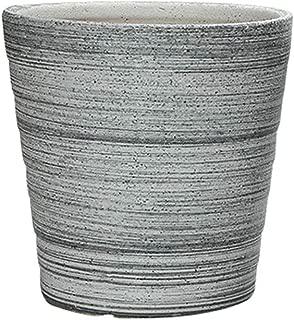 Thwarm Plantador de Pot de gres cerámica Hecha a Mano Matt Maceta Home Garden Decor Craft plantador de la Flor Mini Maceta Macetas Jardín Maternal de suculentas Plantas Decorativas de contenedores