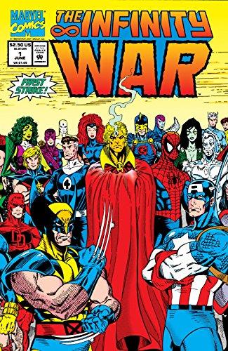 Infinity War #1 (English Edition)