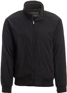 Weatherproof Men's Microfiber Fleece Lined Water Resistant Bomber Jacket