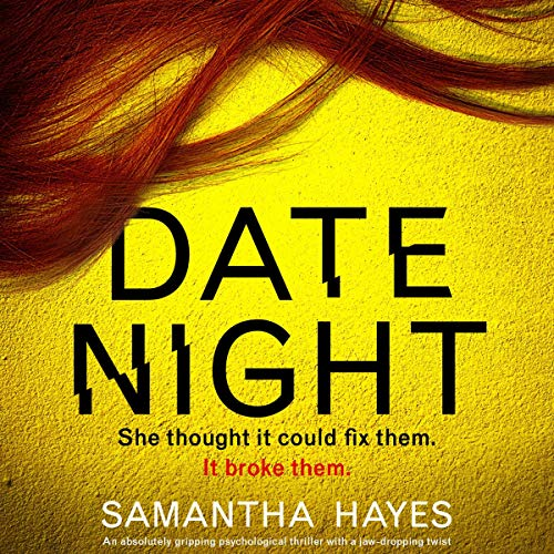 Date Night audiobook cover art