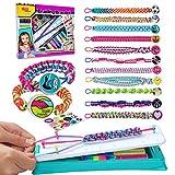 GILI Friendship Bracelet Making Kit for Girls, DIY Craft Kits Toys for 8-10 Years Old Jewelry Maker...