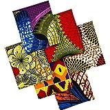 Afrikanisch Stoff Fette Viertel 19,5 x 15,7 Zoll/ 50 x 40