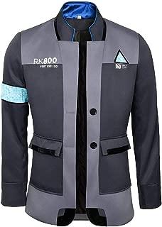 Become Human Cosplay Jacket Kara Connor Marcus Android Uniform Coat Halloween Costume