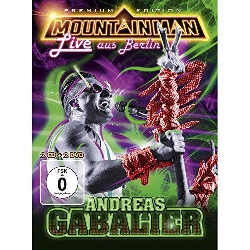 Mountain Man -.. -Ltd- by Andreas Gabalier