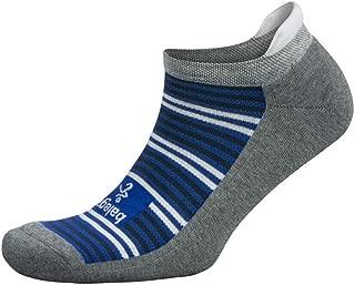 Balega Hidden Comfort No Show Running Socks Charcoal/Cobalt Size X-Large