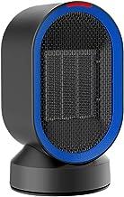 ClothHouse Calentador Ventilador Frio-Caliente Portátil De 600 W, Termoventiladores De Cerámica con Protección contra Sobrecalentamiento Y Protección contra Vuelcos, para Garaje De Oficina En Casa