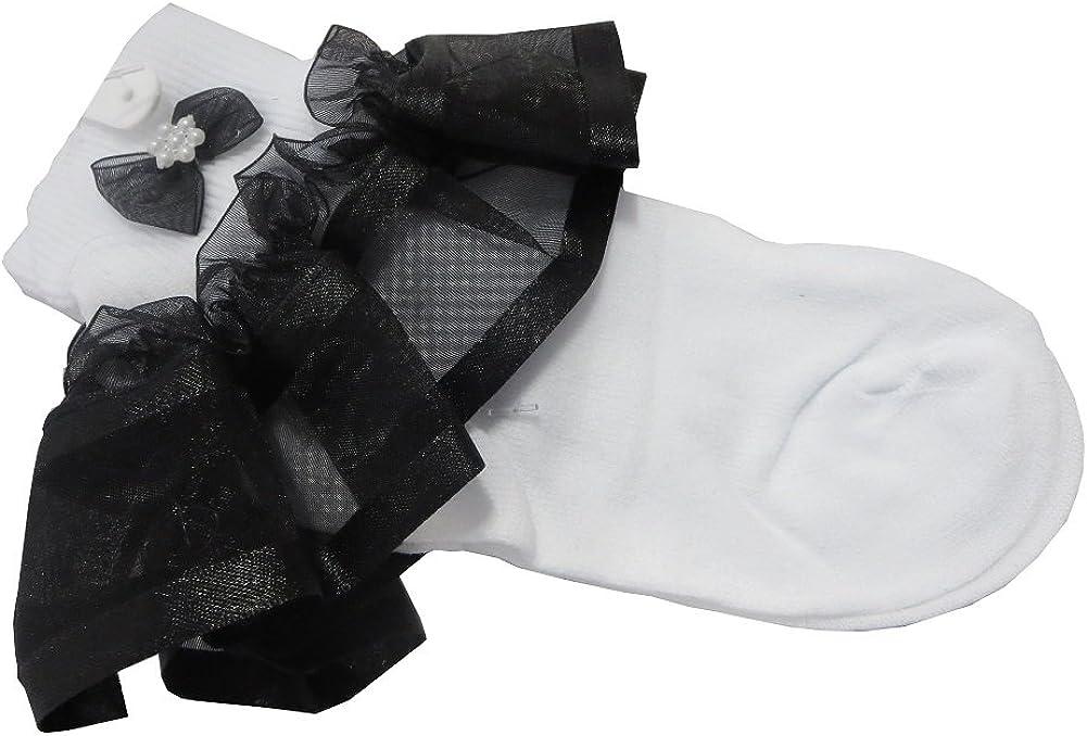 Tip Top Girls Socks XX-small Black