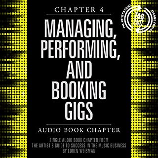 The Artist's Guide to Success in the Music Business (2nd edition), Chapter 4 cover art
