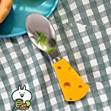 Ostern Edelstahl Westernlöffel Gabel Messer Obst Dessert Löffel