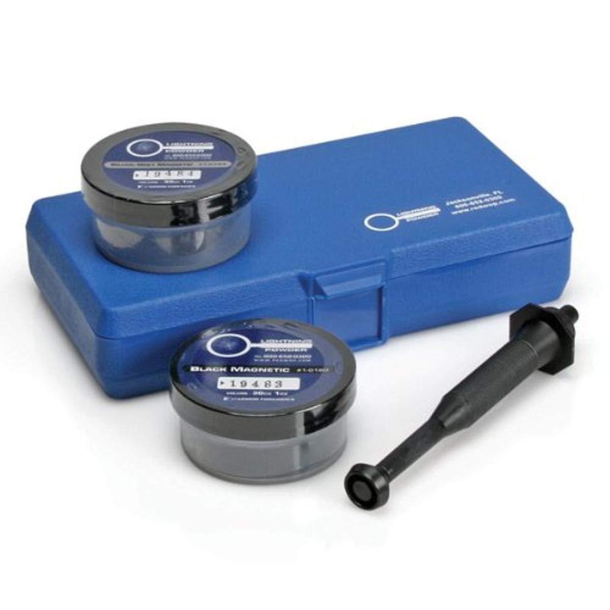 LIGHTNING POWDER Basic Magnetic Fingerprint Powder Kit