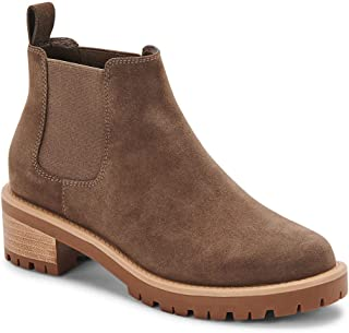 Blondo Women's Mayes Chelsea Boot, Dk Taupe, 6.5