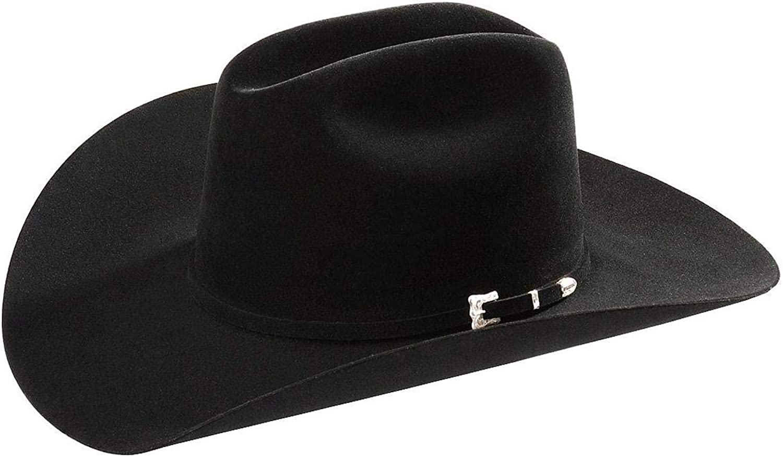 Sales RESISTOL Men's Gold Low Crown Cowboy Felt Hat 20X Fur Fresno Mall