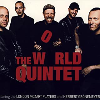 The World Quintet feat. The London Mozart Players and Herbert Grönemeyer