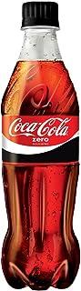Coca-Cola - Zero plastic fles 500 ml - [verpakking van 12]