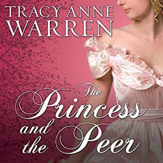 The Princess and the Peer audiobook cover art