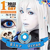 ドルチェ ストロングワンデー 1箱6枚入 6箱 【カラー】ブルーオーシャン 【PWR】±0.00(度なし)