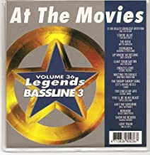 LEGENDS Bassline Vol.36 Karaoke CDG AT THE MOVIES by N/A (0100-01-01)