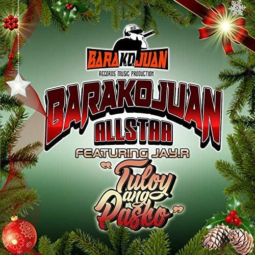 All Star Barakojuan feat. Jay R