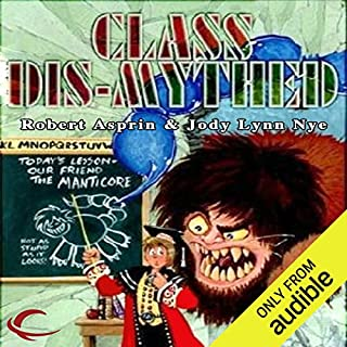 Class Dis-Mythed audiobook cover art