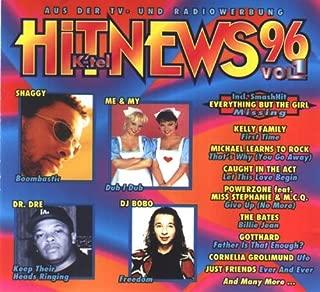 Dr. Dre, DJ Bobo, Me/My, Shaggy, Cita, Kim Wilde..
