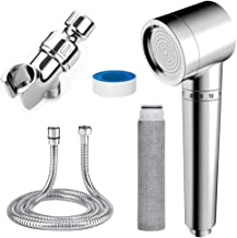 Handheld Showerheads & Handheld Showers with Hose & Replacement ACF Filters,Showerhead Filters Hard Water Softener,High Pr...