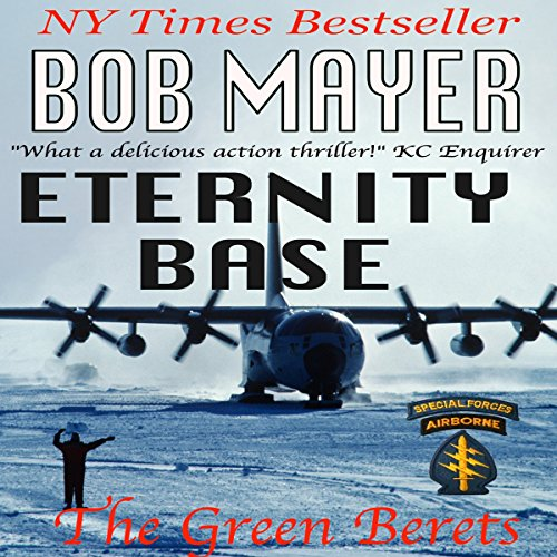 Eternity Base audiobook cover art