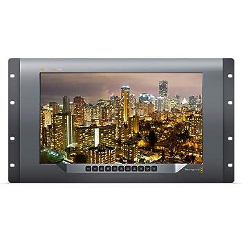 Amazon Com Blackmagic Design Smartview Duo 2 Rackmountable Dual 8 Inch Lcd Hdl Smtvduo2 Electronics