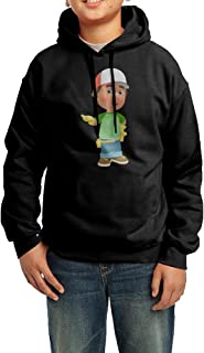 Handy Manny Garcia Youth Classic Pullover Athletic Sweatshirt Hoodies