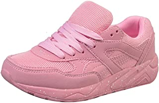 BalaMasa Womens APL12409 Pu Fashion Sneakers