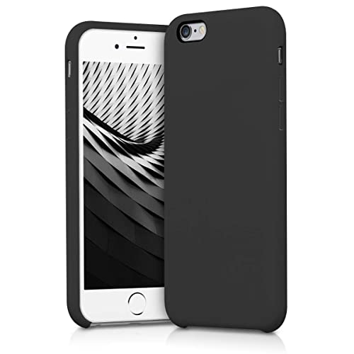 019115a601 kwmobile TPU Silicone Case for Apple iPhone 6 / 6S - Soft Flexible Rubber  Protective Cover