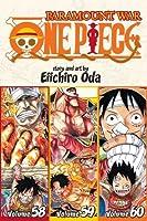 One Piece (Omnibus Edition), Vol. 20: Includes vols. 58, 59 & 60 (20)