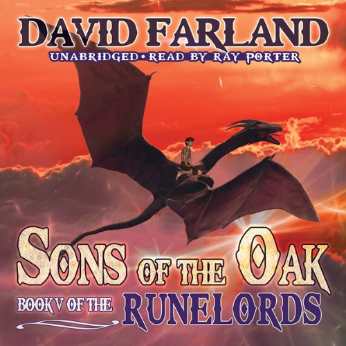 Sons of the Oak audiobook cover art