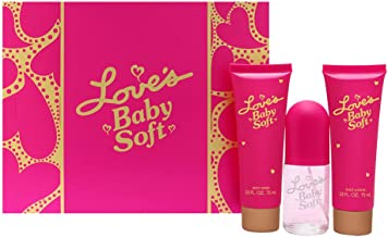 LOVE'S BABY SOFT 3 PIECE CLASSIC COLLECTION