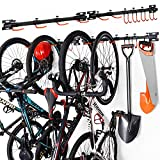 Soporte de Pared para Bicicletas,Colgador de Bici de Pared,Soporte aparcar para...